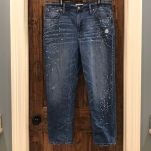 Madewell Perfect Vintage Jean: Comet Edition, 33